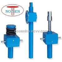 Research paper on motorized screw jack